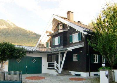 Alpchalet Ferienhaus Oberstdorf Allgäu